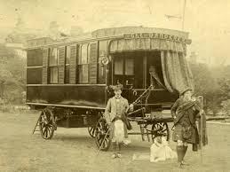 Husvagnens historia
