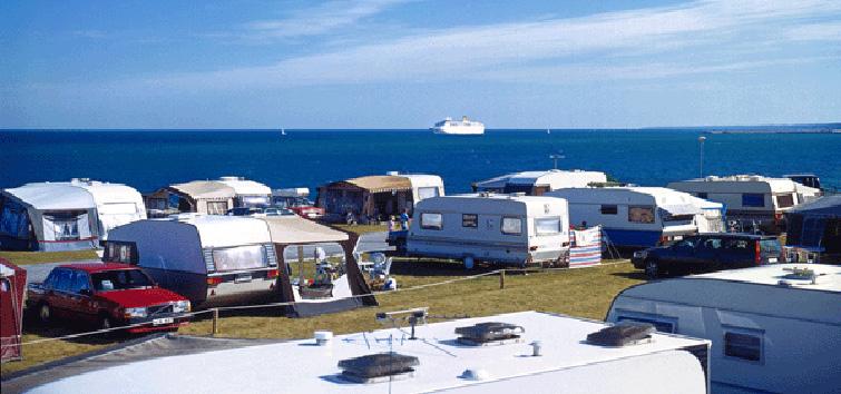Svenska campingar slår rekord