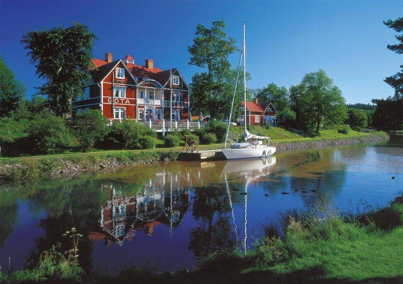 Fler ställplatser längs Göta kanal