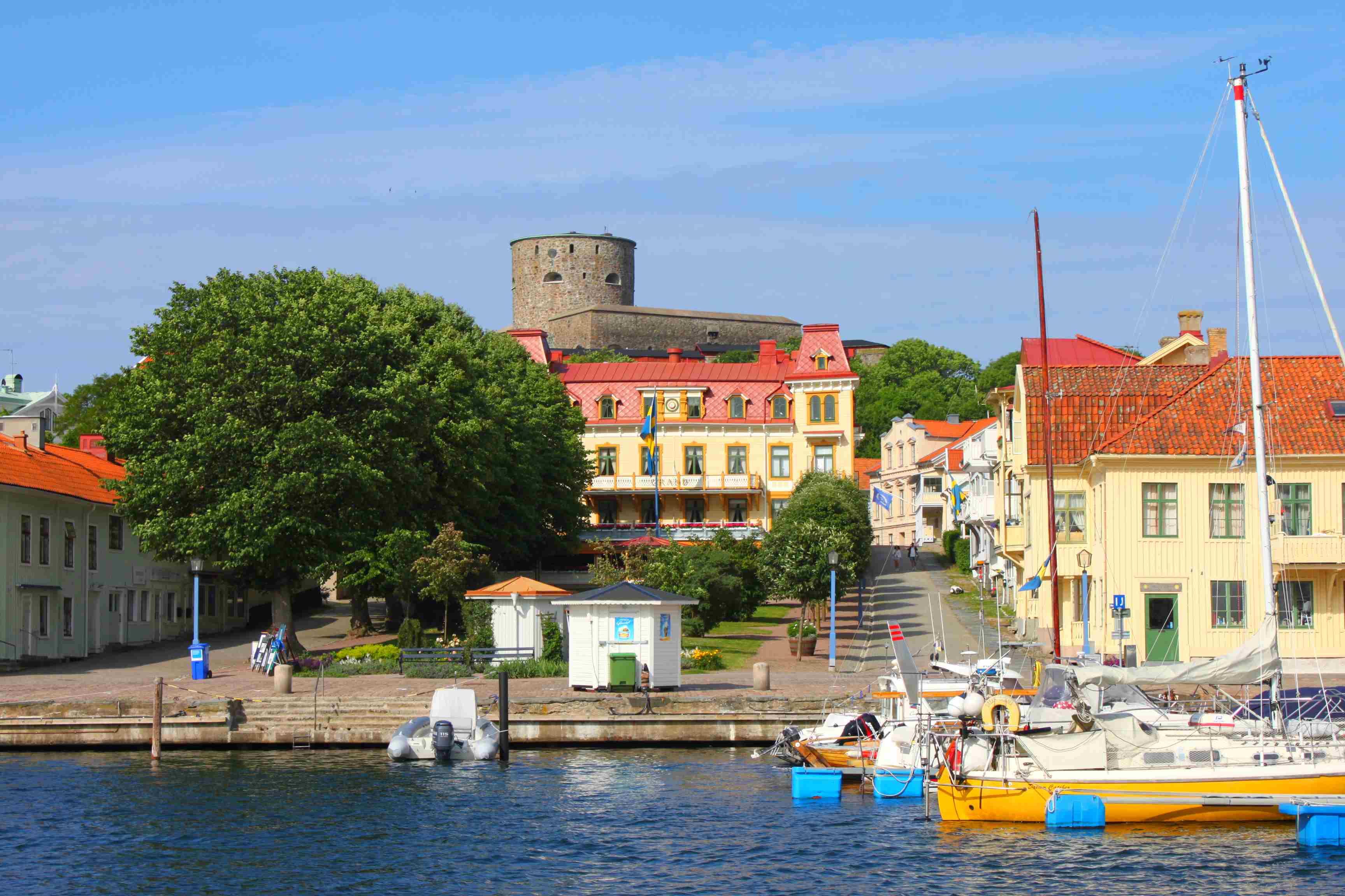 Sveriges vackraste småstad