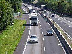 Dyrare motorväg i Österrike