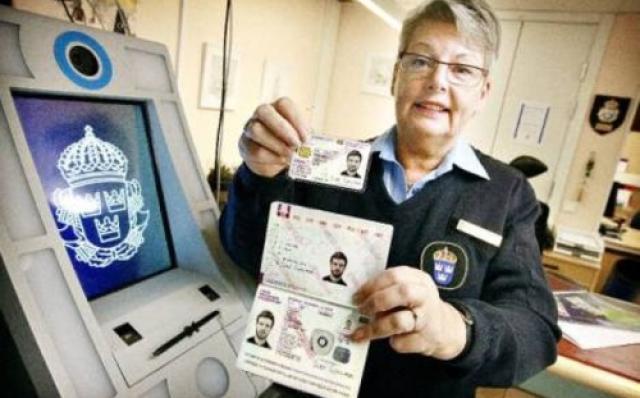 Europa blir passfritt