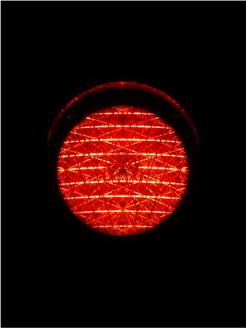 Respekten för ljussignaler