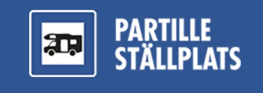 Premiär för ställplats i Partille