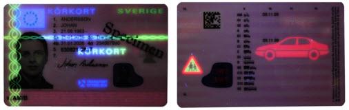 Säkrare körkort