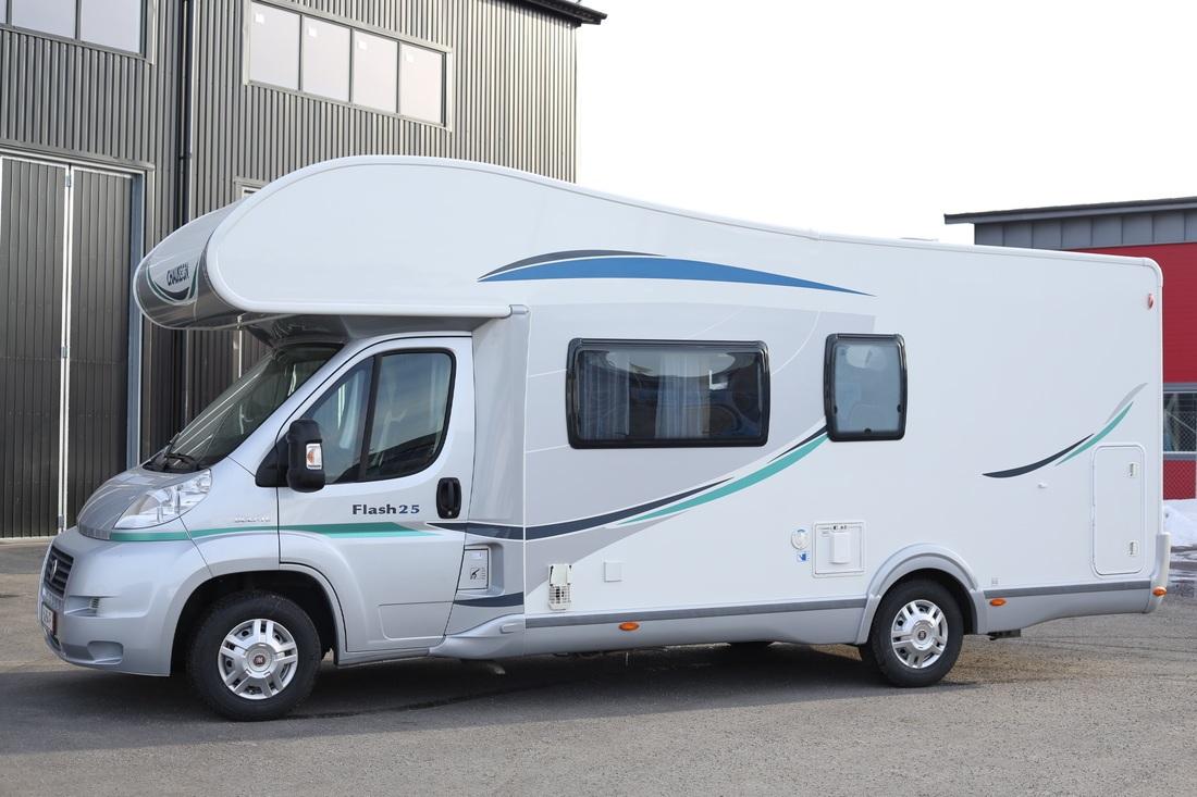 Importera husvagn eller husbil?