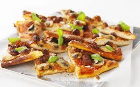 Pizza, enkelt och gott
