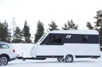 Ny svensk husvagnsmodell