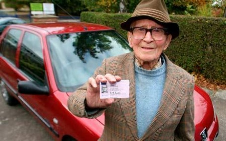 Gäller ditt körkort?