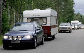 Kör säkert med husbil o husvagn